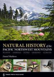 Natural History of the Pacific Northwest Mountains - cover