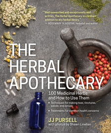The Herbal Apothecary - cover