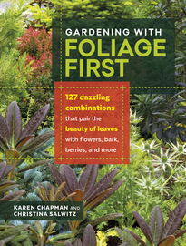 Gardening with Foliage First - cover