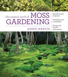The Magical World of Moss Gardening - cover