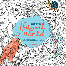 Color the Natural World - cover