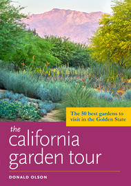 The California Garden Tour - cover