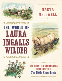The World of Laura Ingalls Wilder - cover