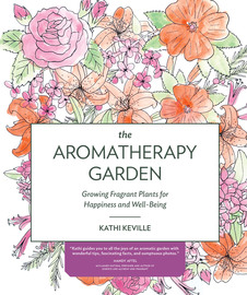 The Aromatherapy Garden - cover