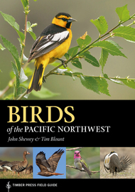 Birds of the Pacific Northwest - cover