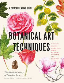 Botanical Art Techniques - cover