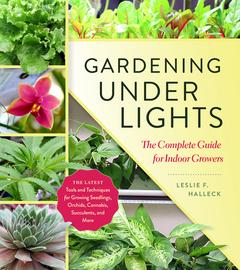 Gardening Under Lights - cover