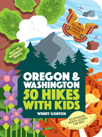 50 Hikes with Kids - cover