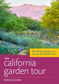 The California Garden Tour - cover