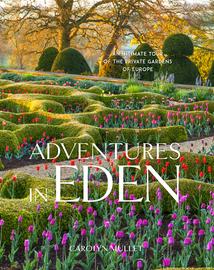 Adventures in Eden - cover