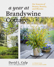A Year at Brandywine Cottage - cover