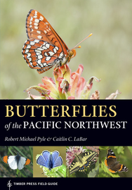Butterflies of the Pacific Northwest - cover