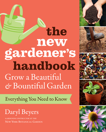 The New Gardener's Handbook - cover