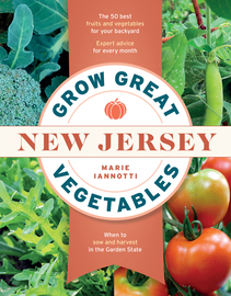 Grow Great Vegetables in New Jersey - cover
