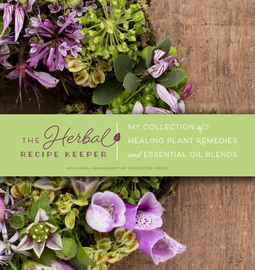 The Herbal Recipe Keeper - cover