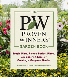 The Proven Winners Garden Book - cover