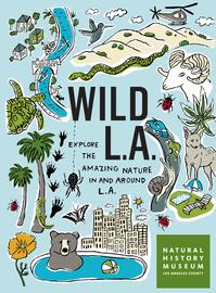Wild LA - cover
