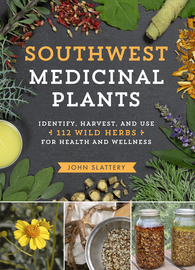 Southwest Medicinal Plants - cover