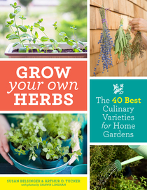 Grow Your Own Herbs - cover