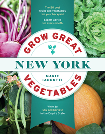 Grow Great Vegetables in New York - cover