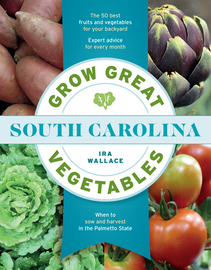 Grow Great Vegetables in South Carolina - cover