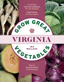 Grow Great Vegetables in Virginia - cover