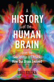 A History of the Human Brain - cover