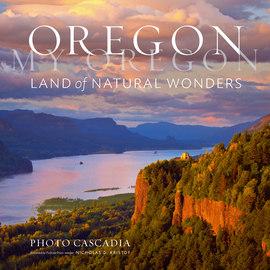 Oregon, My Oregon - cover