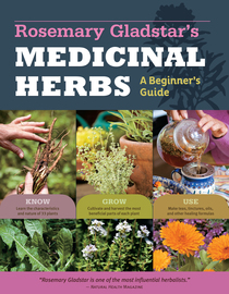 Rosemary Gladstar's Medicinal Herbs: A Beginner's Guide - cover