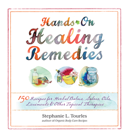 Hands-On Healing Remedies - cover