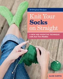 Knit Your Socks on Straight - cover