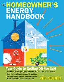 The Homeowner's Energy Handbook - cover
