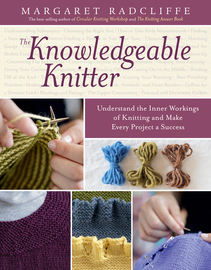 The Knowledgeable Knitter - cover