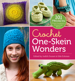 Crochet One-Skein Wonders® - cover