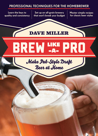 Brew Like a Pro - cover