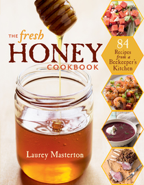 The Fresh Honey Cookbook - cover