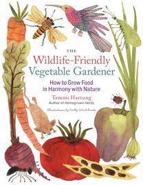 The Wildlife-Friendly Vegetable Gardener - cover