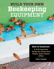 Build Your Own Beekeeping Equipment - cover