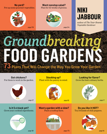 Groundbreaking Food Gardens - cover