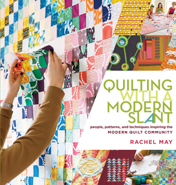 Quilting with a Modern Slant - cover