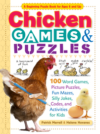 Chicken Games & Puzzles - cover