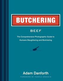 Butchering Beef - cover