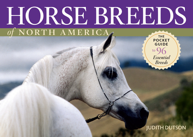 Horse Breeds of North America - cover