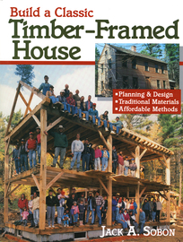 Build a Classic Timber-Framed House - cover