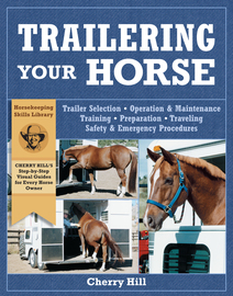 Trailering Your Horse - cover