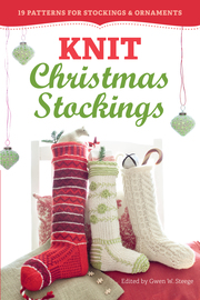Knit Christmas Stockings, 2nd Edition - cover