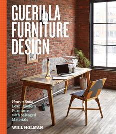 Guerilla Furniture Design - cover