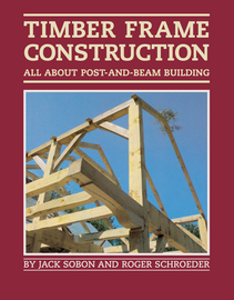 Timber Frame Construction - cover
