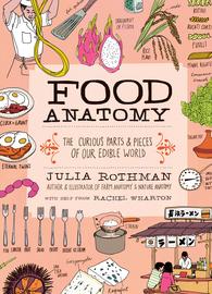 Food Anatomy - cover