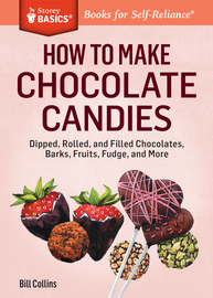How to Make Chocolate Candies - cover